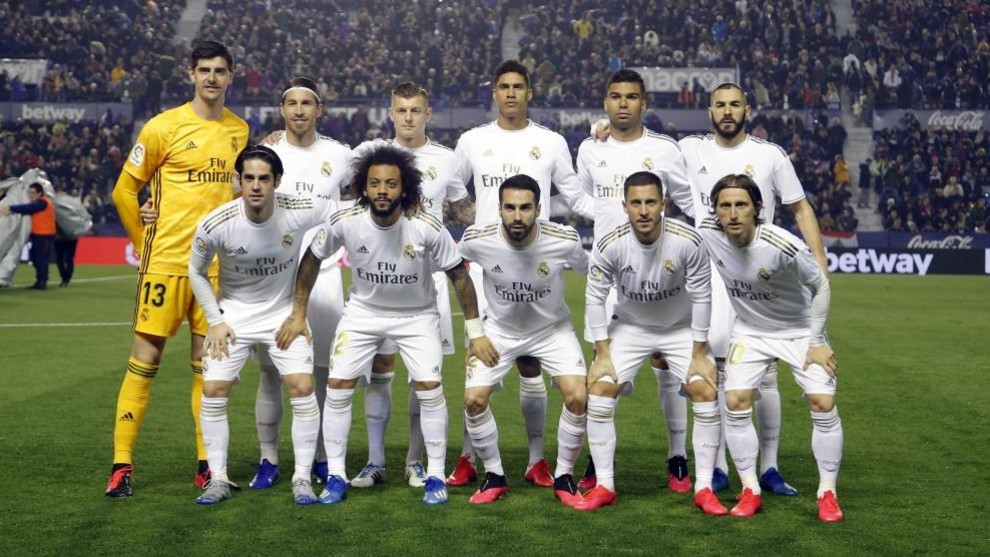 Real Madrid players' shirts from game against Eibar to be auctioned