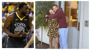Lío en los Warriors: pillan a Draymond Green criticando a la mujer de Curry en Twitter