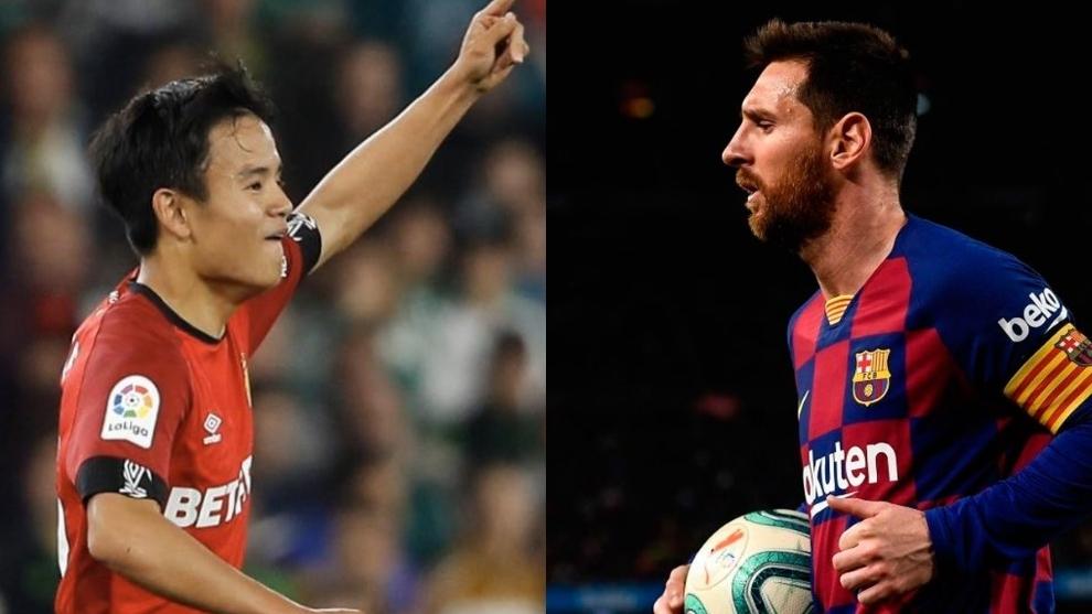 Claves para pronósticos del Mallorca vs Barcelona: los malos inicios, Messi y Kubo...