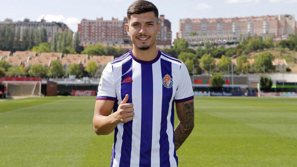 Real Valladolid to buy Javi Sanchez to replace Salisu