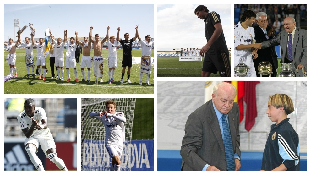 Magic moments at the Di Stefano: Unforgettable goals and mythical debuts