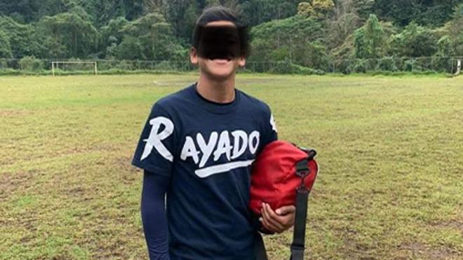 Alexander Martínez, el adolescente asesinado en Oaxaca, por la...