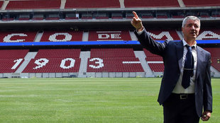 El CEO del Atlético ofreció el Wanda como sede de la fase final de...