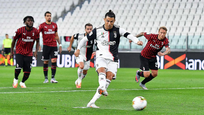 Bonucci defends Cristiano Ronaldo: Even the greatest miss penalties