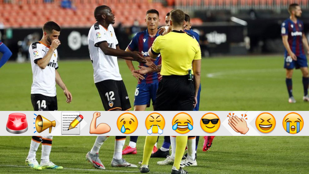 Valencia can't qualify for the Champions League with Diakhaby