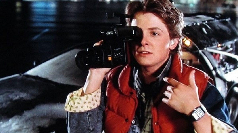 Michael J. Fox llevaba un reloj Casio en  'Regreso al futuro'