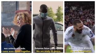 """El Madrid calienta su regreso: """"Somos el Madrid, vestir esta camiseta es un honor"""""""