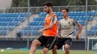 Lucas Vázquez, baja ante el Eibar por una sobrecarga