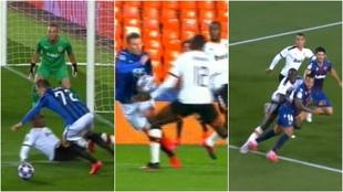 'Mister penalti' Diakhaby sigue liándola