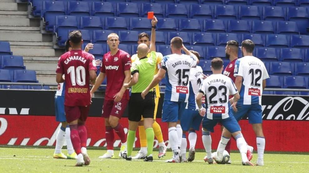Pacheco impulsa... al Espanyol