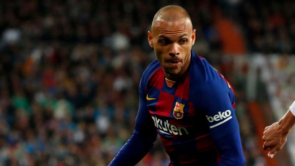 Barcelona's starting XI vs Mallorca: Braithwaite picked ahead of Suarez