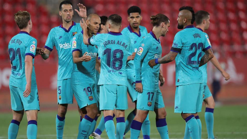 Barcelona ratings vs Mallorca: Umtiti and Lenglet should watch out because Araujo is ready