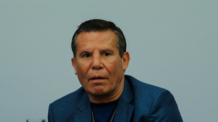 Julio César Chávez.