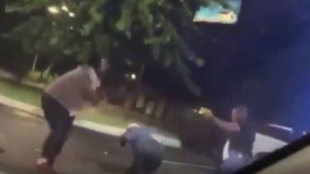 Nuevo escándalo en Estados Unidos: un policía mata en Atlanta a un joven negro que huía de un forcejeo con los agentes