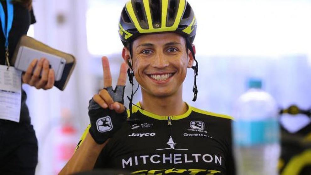 """Esteban Chaves: """"Si me preguntas si puedo ganar el Tour, yo te digo que sí"""""""