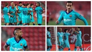 Las buenas noticias del Barça... y la mala