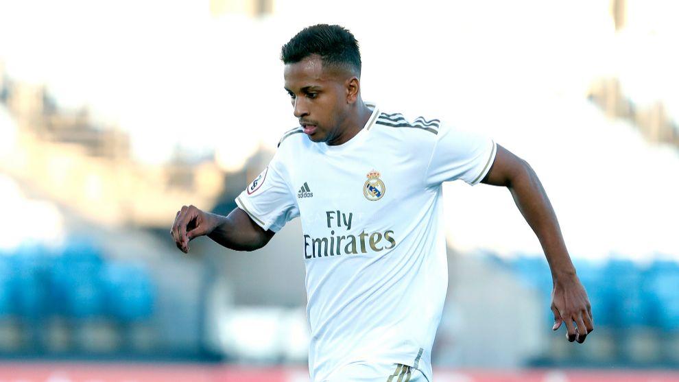 Real Madrid's starting XI vs Eibar: Rodrygo, Benzema and Hazard in attack