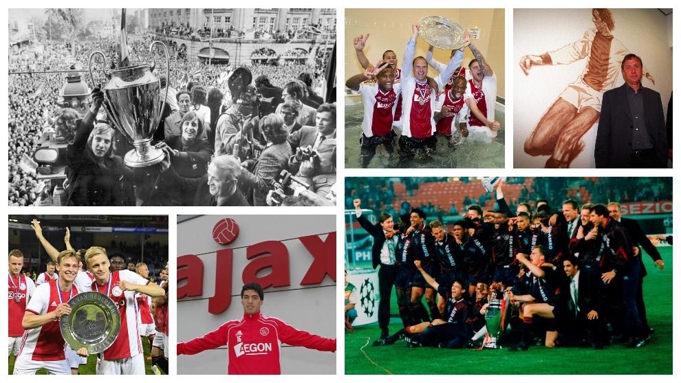 La historia del Ajax en 10 momentos