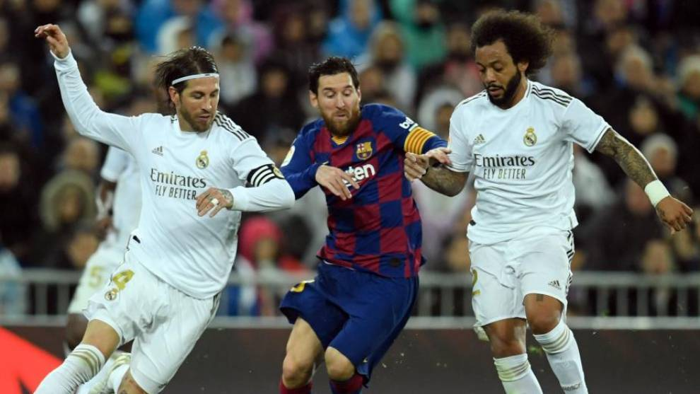 Real Madrid and Barcelona's schedule until the end of LaLiga Santander 2019/20