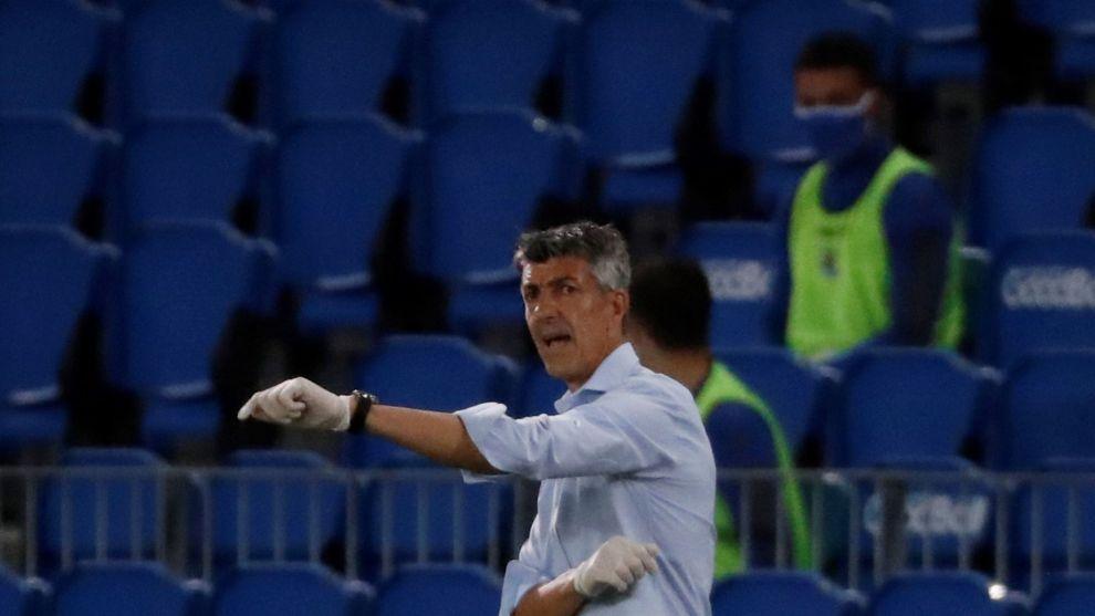 """Real Sociedad: Imanol: """"Queramos ganar, pero es un buen punto, a todos nos va a costar sumar"""""""