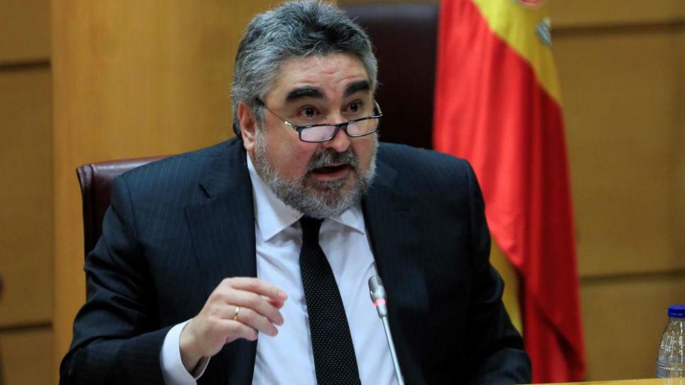 Ministro de Cultura informa de las líneas generales de actuación de...