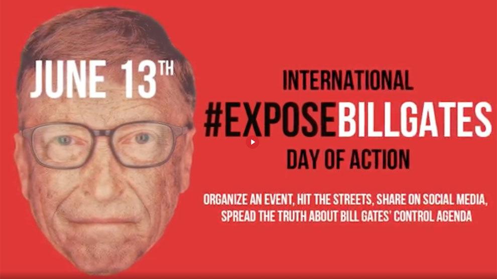 Enrique Bunbury se declara en contra de Bill Gates