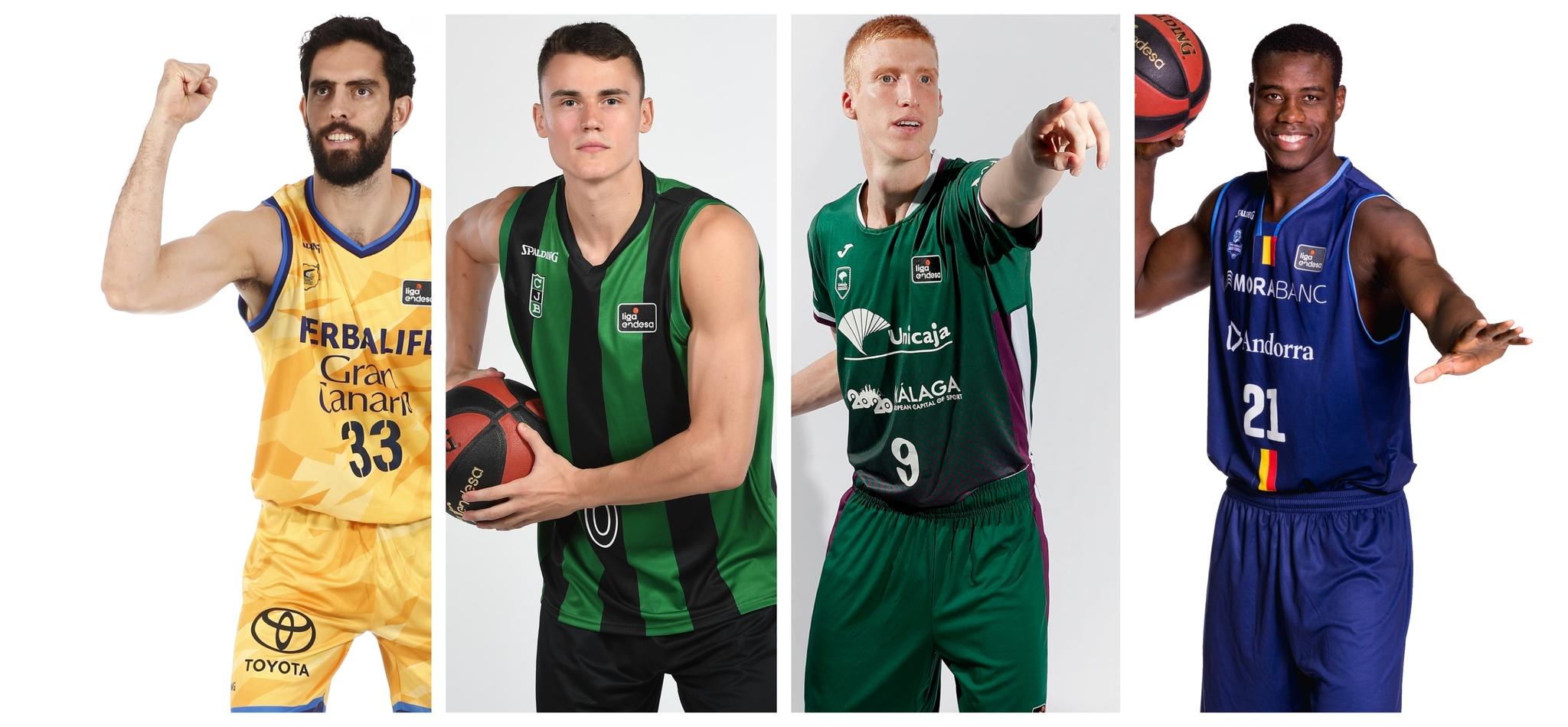Granca, Joventut, Unicaja y Andorra formarán la armada ACB en la Eurocup