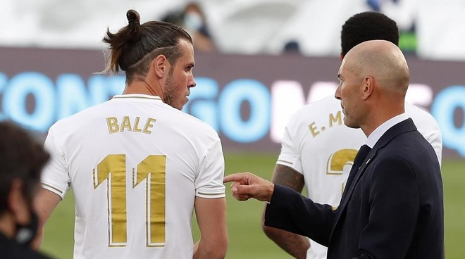 The problems in Zidane and Bale's relationship are impossible to solve