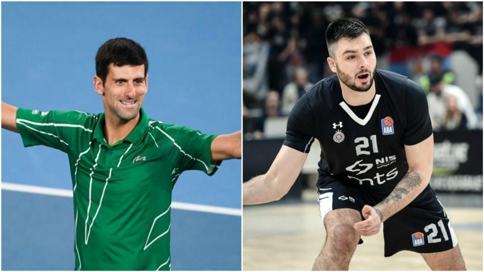 Djokovic y Jankovic
