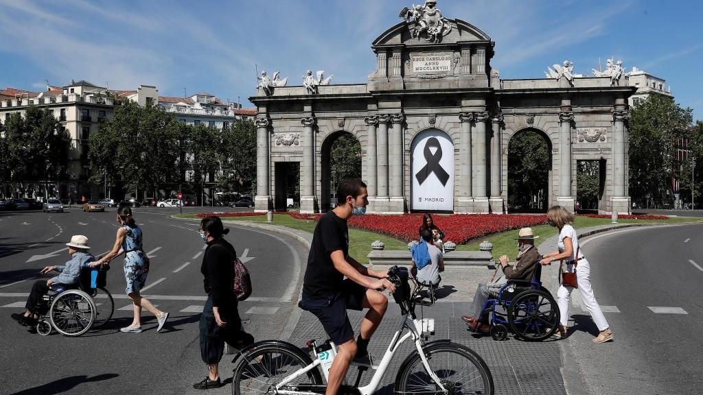 #Hartos de Madrid, tendencia en twitter en estas jornadas de la...