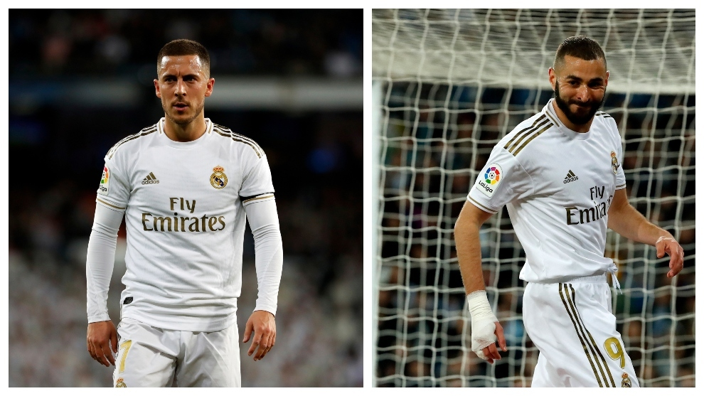Hazard-Benzema: The connection that sparks Real Madrid