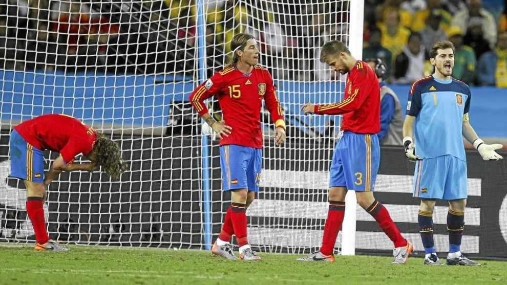 Spain's nightmares are back