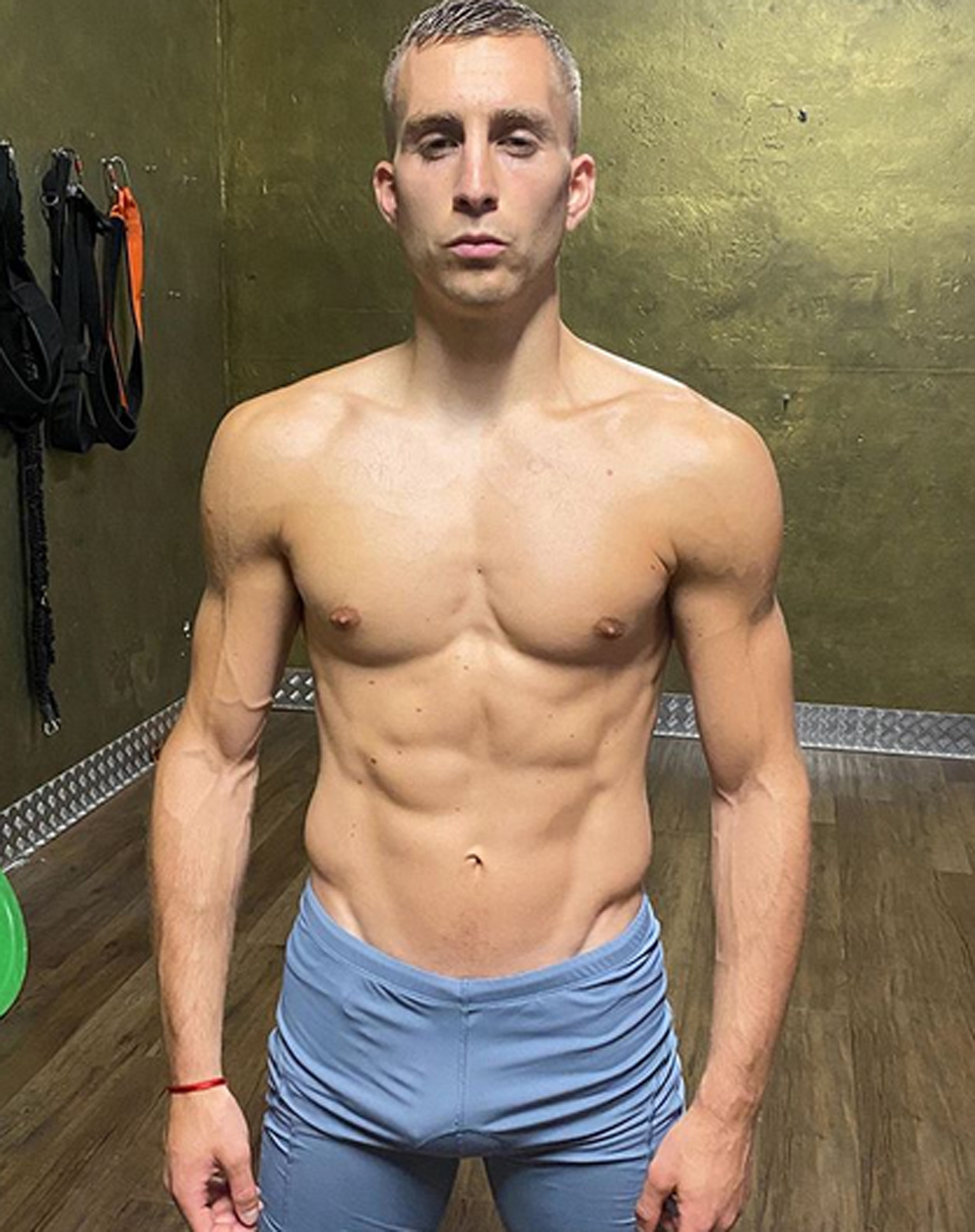 Gerard Deulofeu has been hitting the gym.