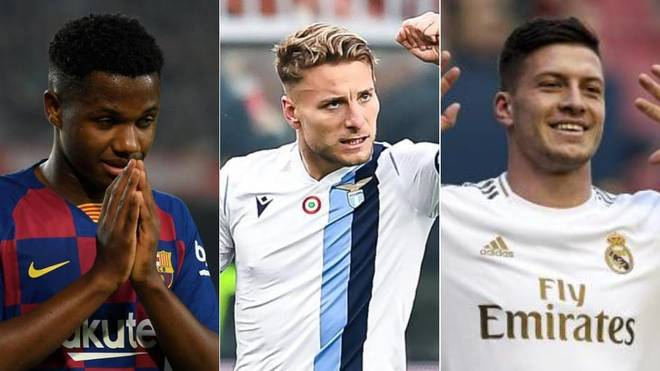 Tueday's transfer round-up: Barcelona reject Ansu Fati bid, Milan want Jovic