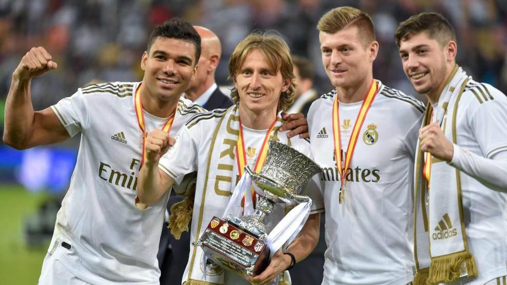 Real Madrid's true goalscoring trident