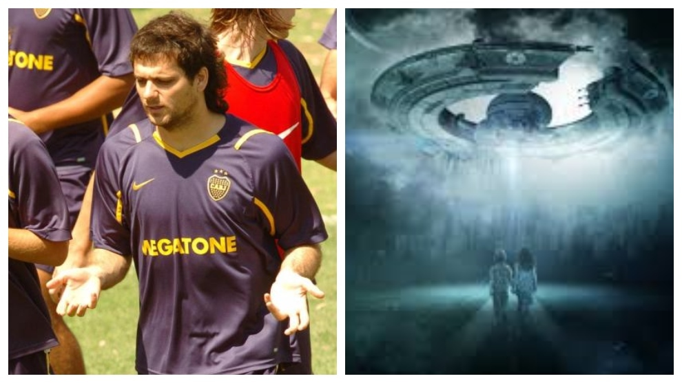 Abducted by aliens: The worst ever excuse for being late for training?