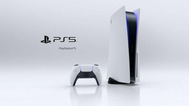 PS5 ya es una realidad.