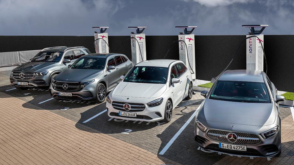 Plan Moves II: ayudas de hasta 6.500 euros para la compra de coches híbridos y eléctricos