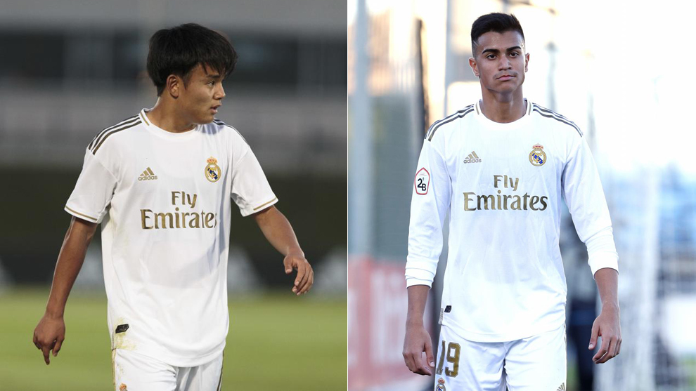 Reinier and Kubo: Two gems that Real Madrid want to stay in LaLiga Santander