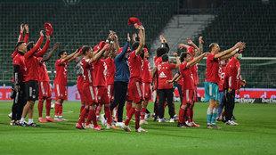 Lo del Bayern en Alemania es insultante: ¡octavo título seguido!... y el milagro de Flick