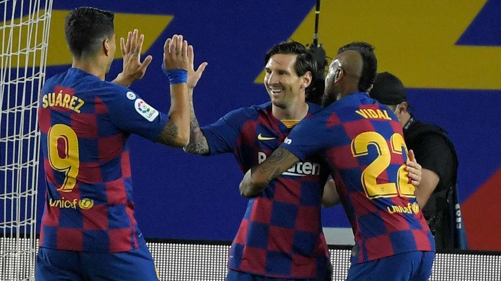 Carrillo casi mete al Leganés en el partido