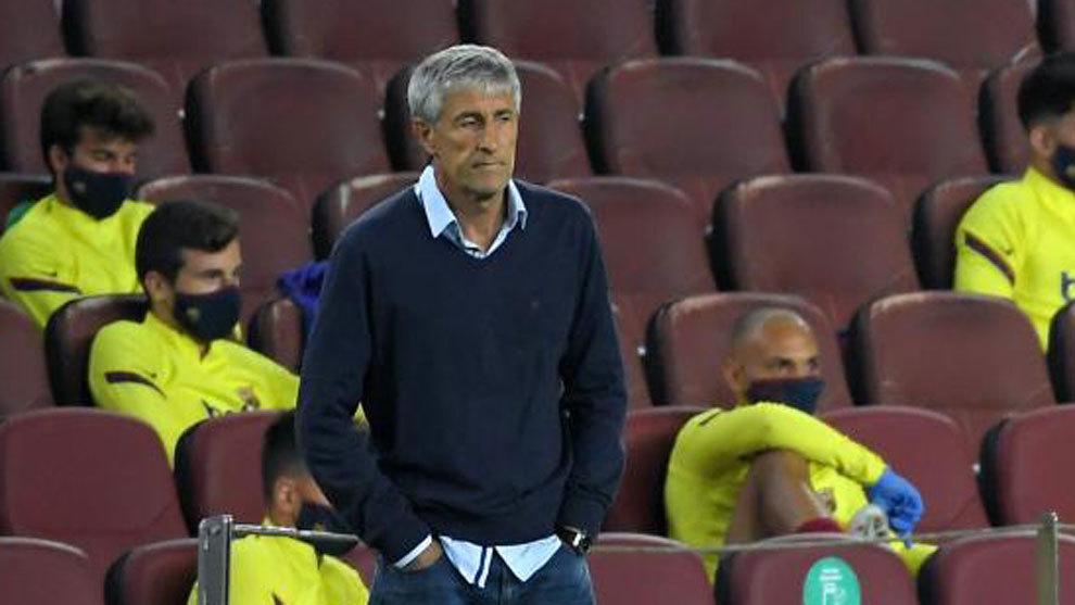 Setien: Griezmann does a commendable job for Barcelona