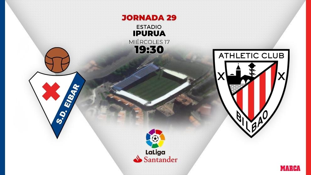 Eibar - Athletic: Pelea de amigos