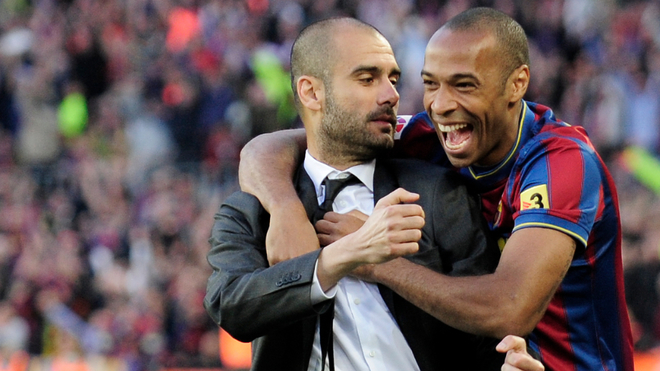 Henry: When I thought I knew football, Barcelona deprogrammed and reprogrammed me