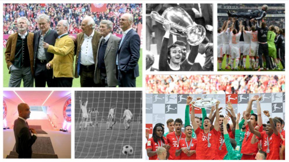 La historia del Bayern Múnich en 10 momentos