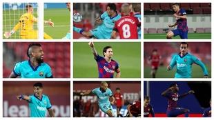 Las pistas de Setién y un desgaste excesivo para Messi