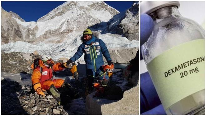 La dexametasona, el medicamento contra el coronavirus que salva vidas en el alpinismo