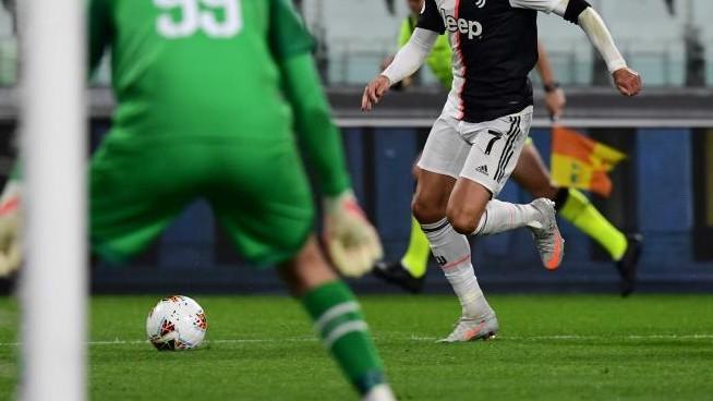 Juventus  y Napoles disputarán hoy la final de la Copa de Italia....