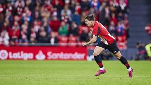 Eibar - Athletic, en directo: Larrazabal titular, Williams no