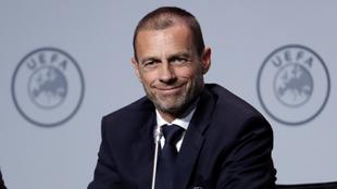 Aleksander Cerein habló sobre el regreso de la Champions League